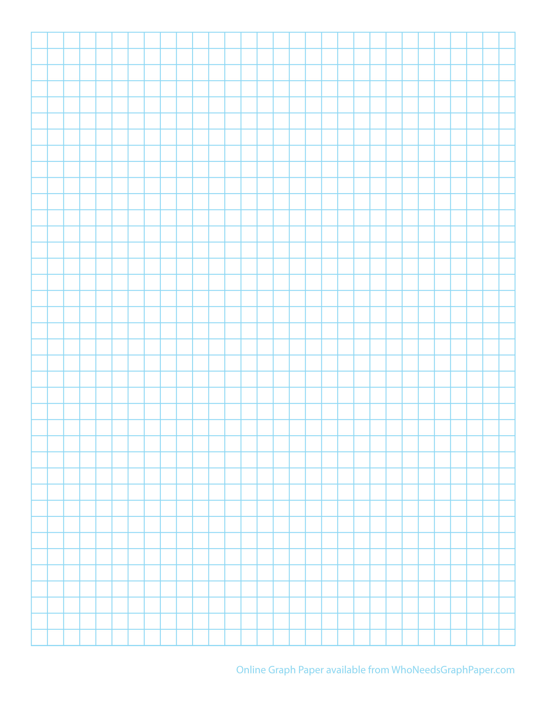 write on graph paper online