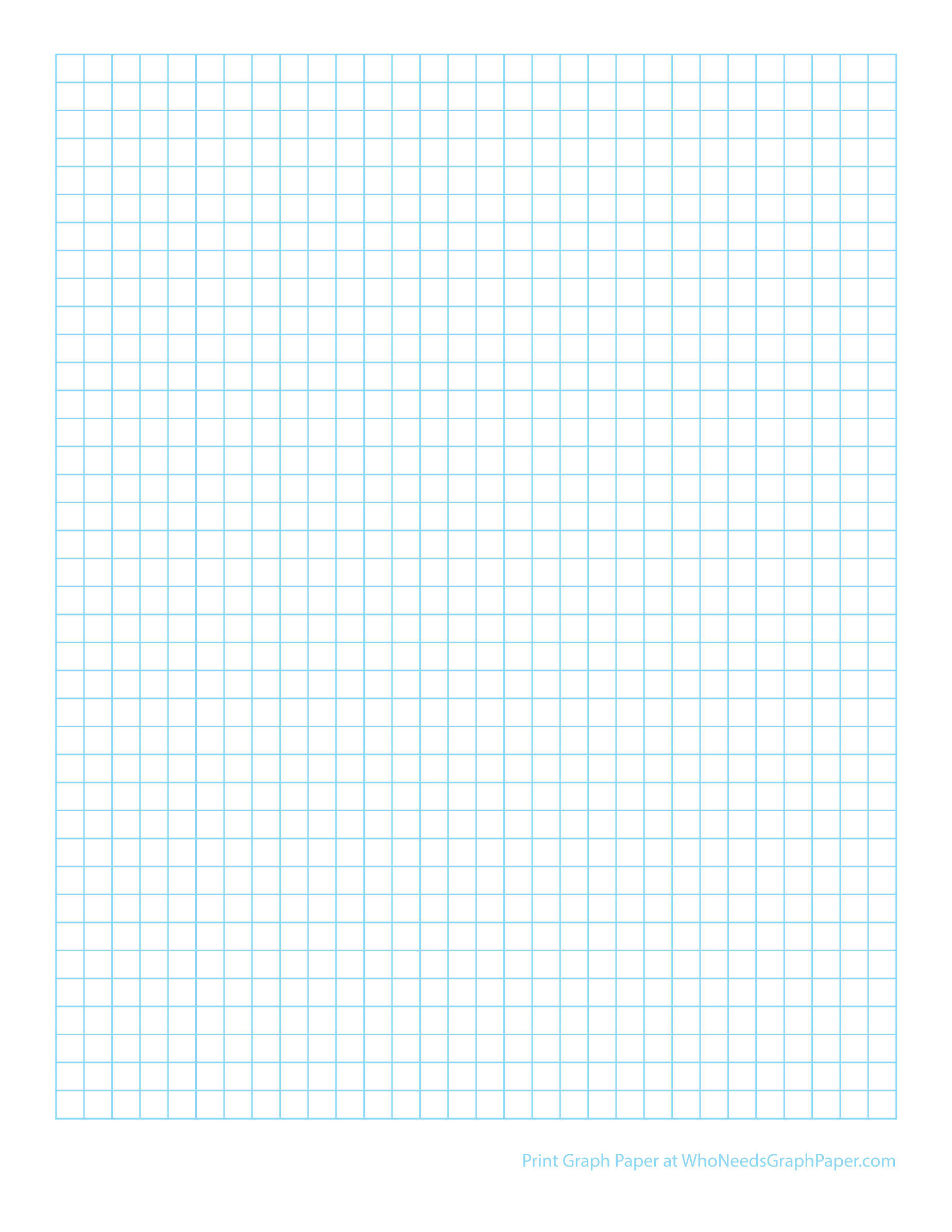 worksheet Grid Paper Print print graph paper